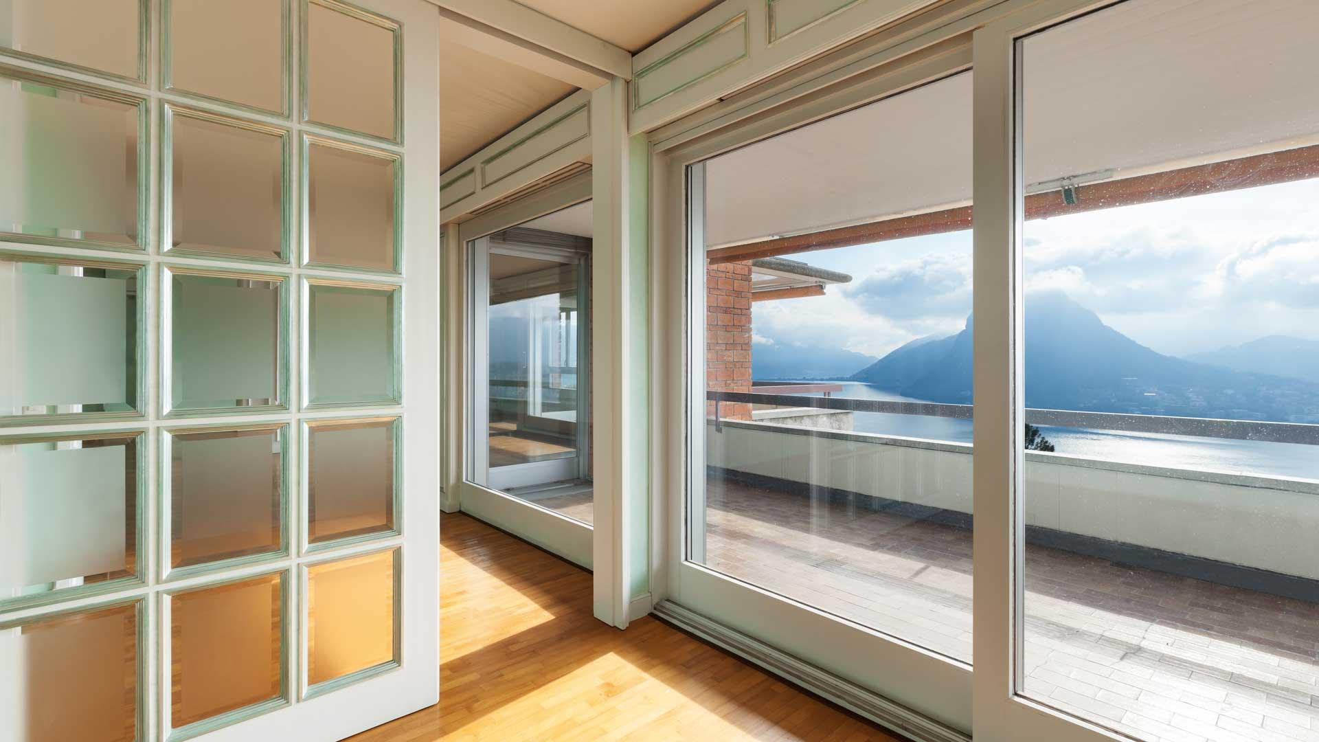 Af serramenti af serramenti s n c di fornello for Infissi finestre